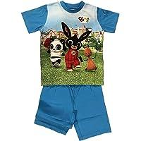 1 2 3 4 5 6 Anni Estate 2020 Bing Completo T-Shirt con Pantaloncino Coniglietto Mis