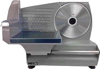 Nesco FS-160 180-Watts Stainless Steel Food Slicer