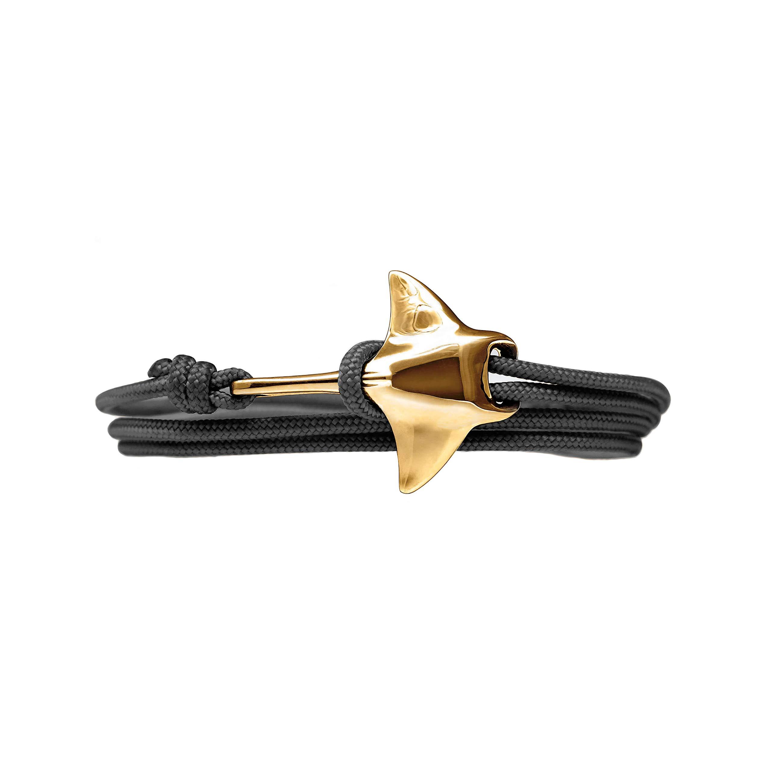 Cape Clasp Manta Ray Bracelet
