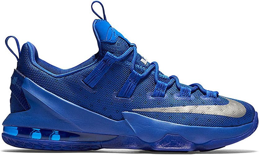 Nike Lebron XIII Low, Zapatillas de Baloncesto para Hombre, Azul ...