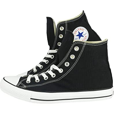 f2683abfe034fd Image Unavailable. Image not available for. Color  Converse All Star Hi  Mens  Big Kids Fashion Sneakers Black m9160-5.5