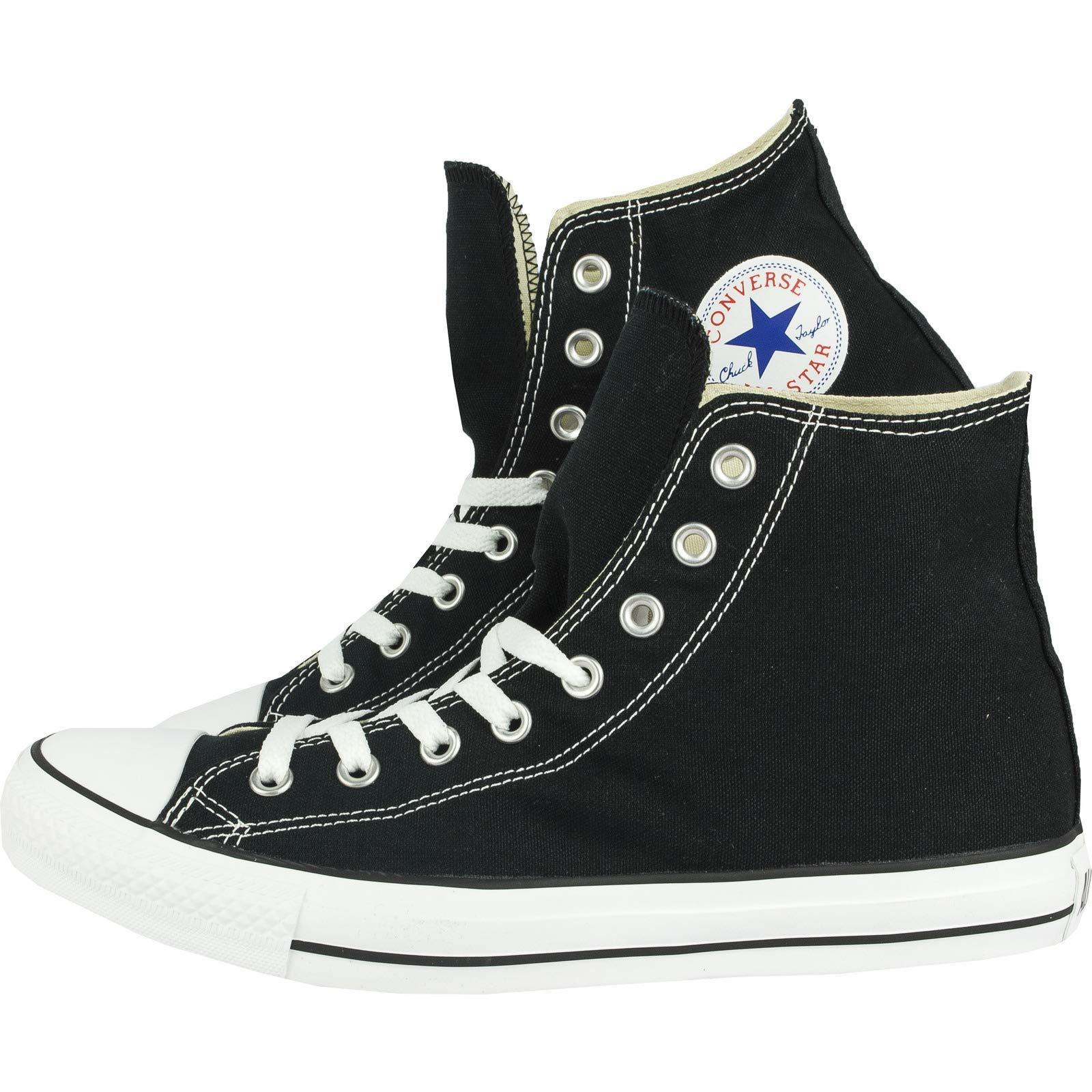de076868c60 Galleon - Converse Chuck Taylor All Star Hi Shoe - Women s Black