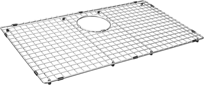 Serene Valley Sink Bottom Grid 29 1 2 X 16 1 2 Rear Drain With Corner Radius 3 16 Sink Grids Stainless Steel Ndg3017r