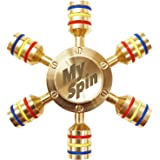 MySpin ハンドスピナー Hand Spinner Fidget Spinner フィジェットスピナー おもちゃ セラミック ボールベアリング