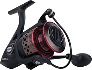 PENN Fierce II & Fierce III Spinning Fishing Reel