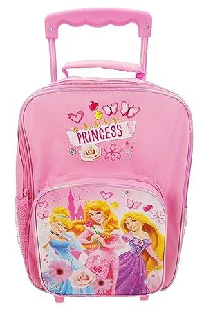 13fc1a817f1 Disney Princess Happily Ever After - Mochila con ruedas