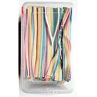 Airheads Rainbow Belts Sour Strawberry Approx. 200 pcs, 1.6 -Kilogram (3.5 lb)