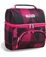 J World New York Corey Lunch Bag, Block Pink, One Size