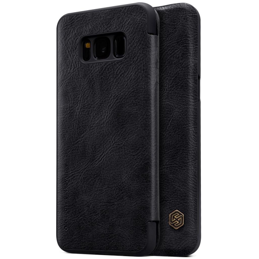 Sansee Housse de protection en cuir pour boîte de couverture ultra-fine pour Samsung Galaxy S85.8inch à fin de cartes à fente Phone Case-1002