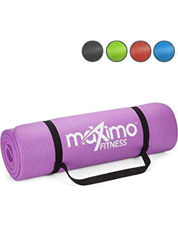 Maximo Exercise Mat NBR Fitness Mat - Multi Purpose - 183 x 60 x 1.2  centimetres 5c47613785e6