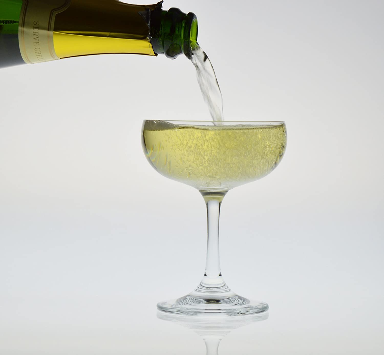 Sceneria obraz szampana