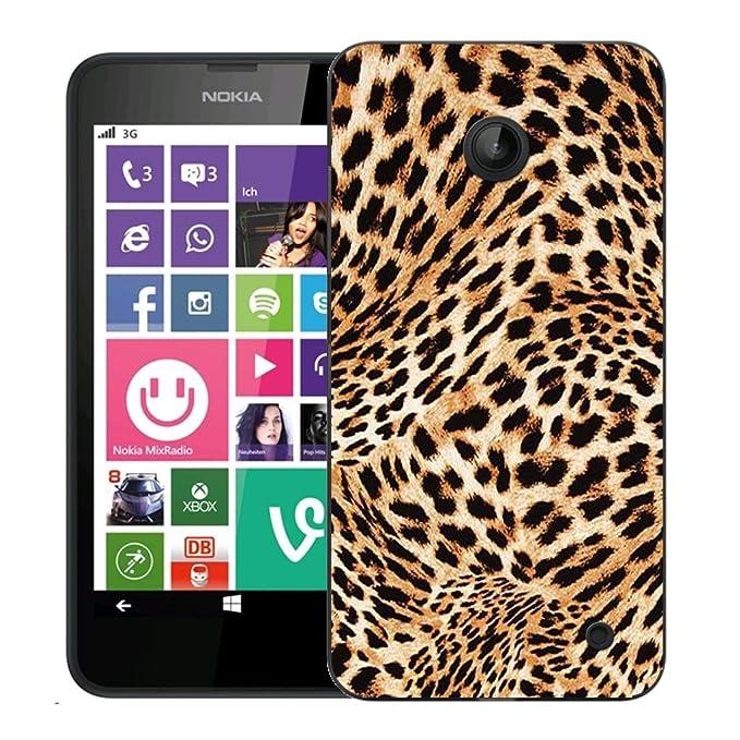 Case Mate móvil Nokia Lumia 635 rígida con contorno ...