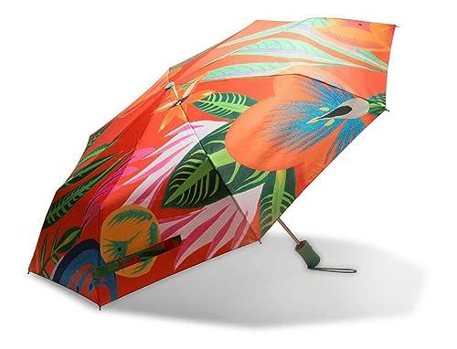 Desigual Lia Micro Umbrella Carmin