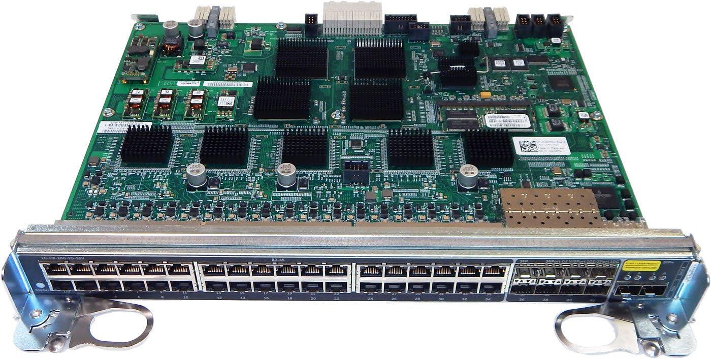 Dell LC-CB-10G-1G-36V 36Port GE SFP+ 10G XGCTW 36P GE V/8Port 1GE/2Port 10G
