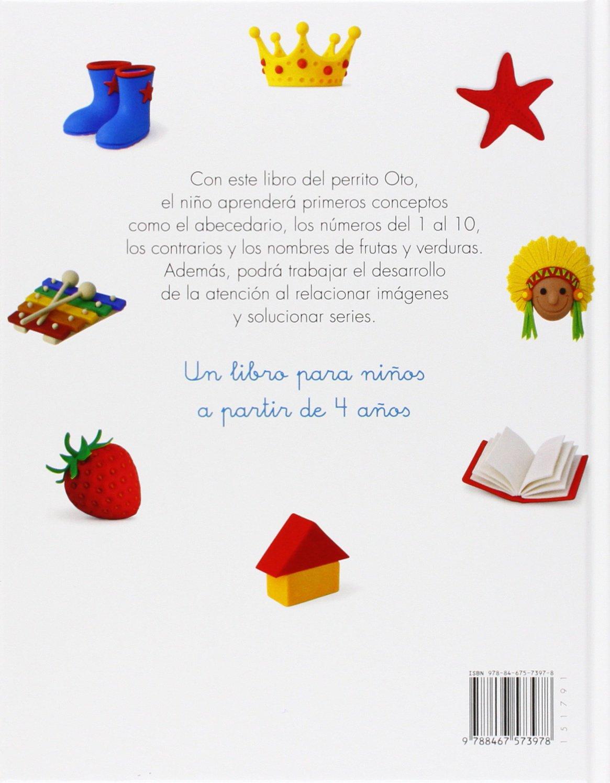 PRIMEROS APRENDIZAJES DE OTO SM: Teresa Tellechea: 9788467573978: Amazon.com: Books