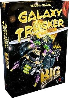 Devir- Juego de Mesa Galaxy Trucker, única (BGHTRUCKER): Amazon.es: Juguetes y juegos