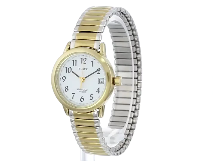 Timex-Womens-Easy-Reader-Two-Tone-Expansion-Band-Watch