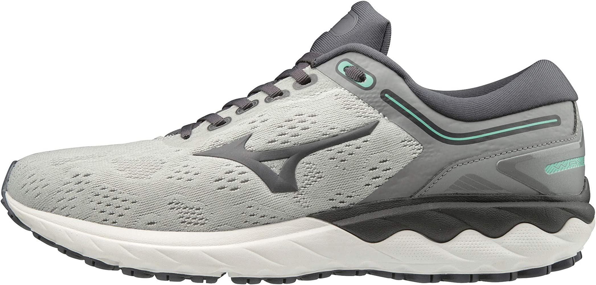 Mizuno J1Gc20093639 - Zapatilla Wave Skyrise - Color: Metal ...