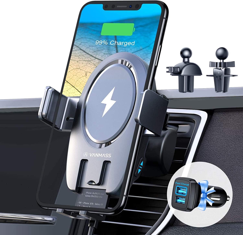 Vanmass 15w Fast Wireless Charger Auto Handyhalterung Elektronik