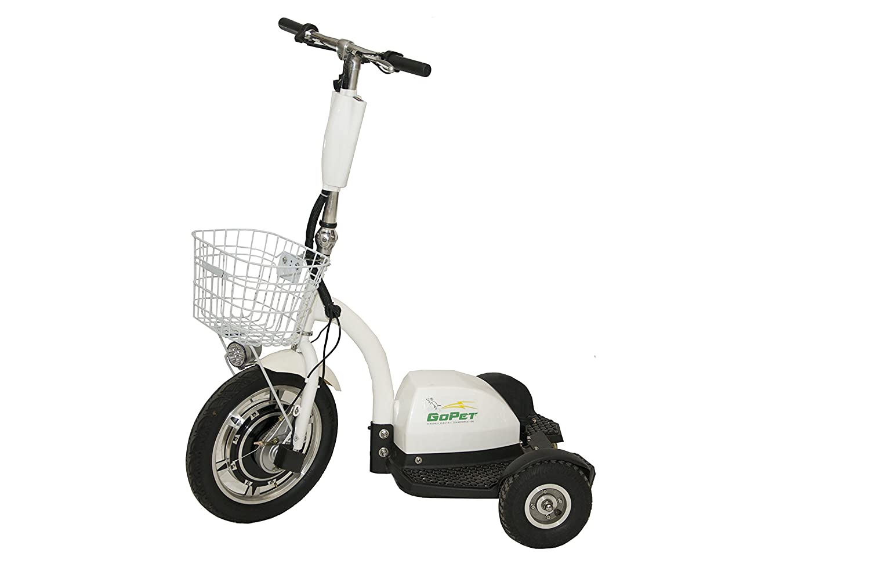 Amazon.com: gopet Asiento Pet Plus 3 e – Patinete eléctrico ...