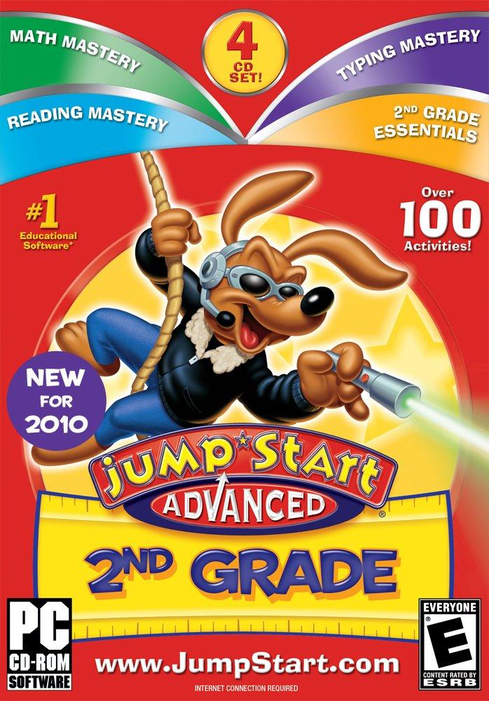 Jumpstart Advanced 2nd Grade V3.0