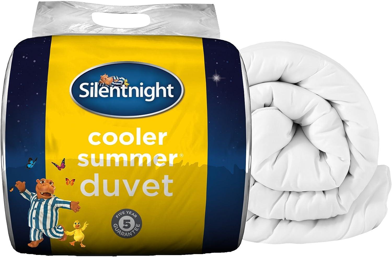 Silentnight Couette 4,5 tog-/Ét/é-Seau Double