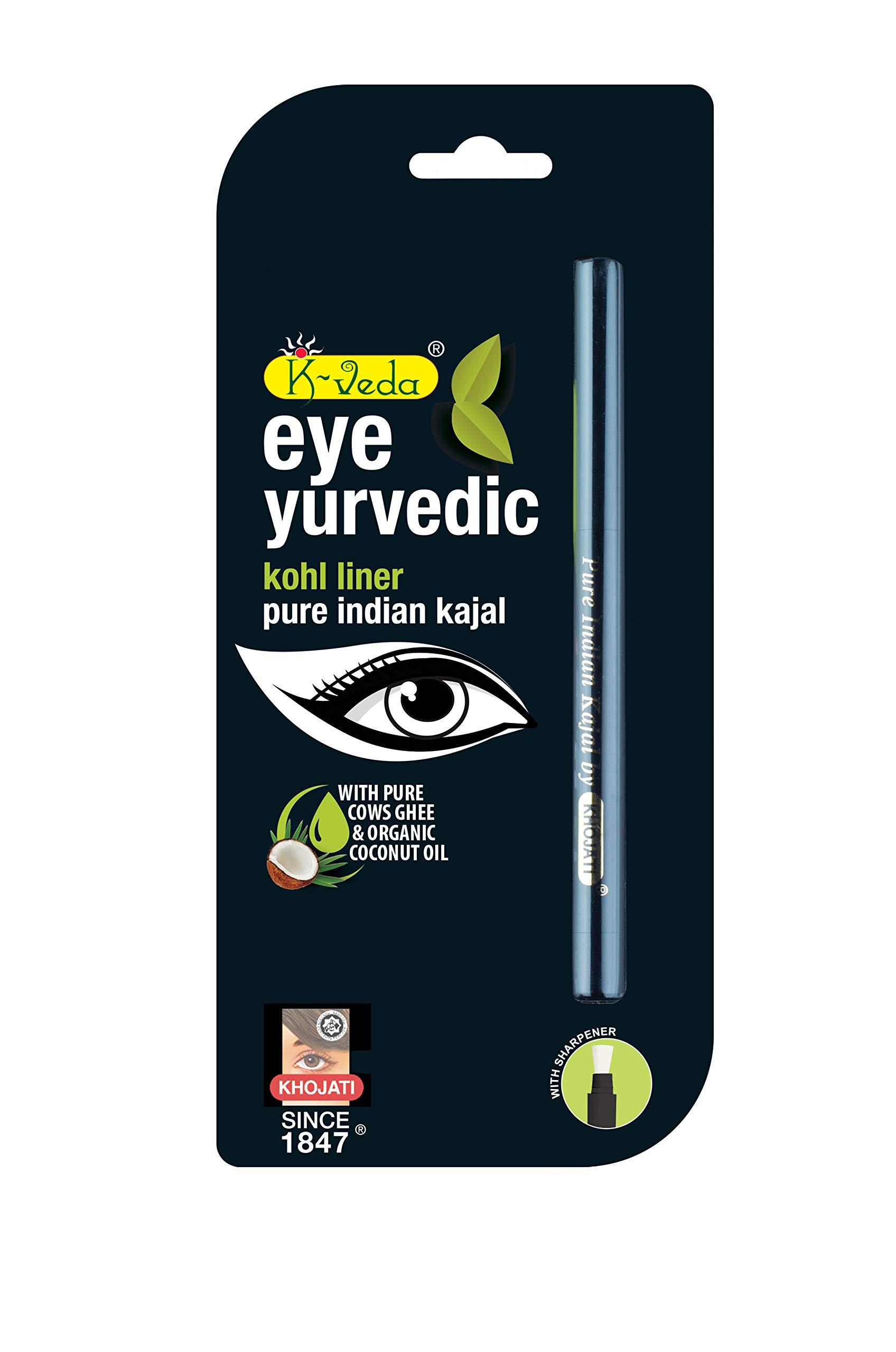 K-Veda Eyeurvedic Kohl Liner (Black) product image