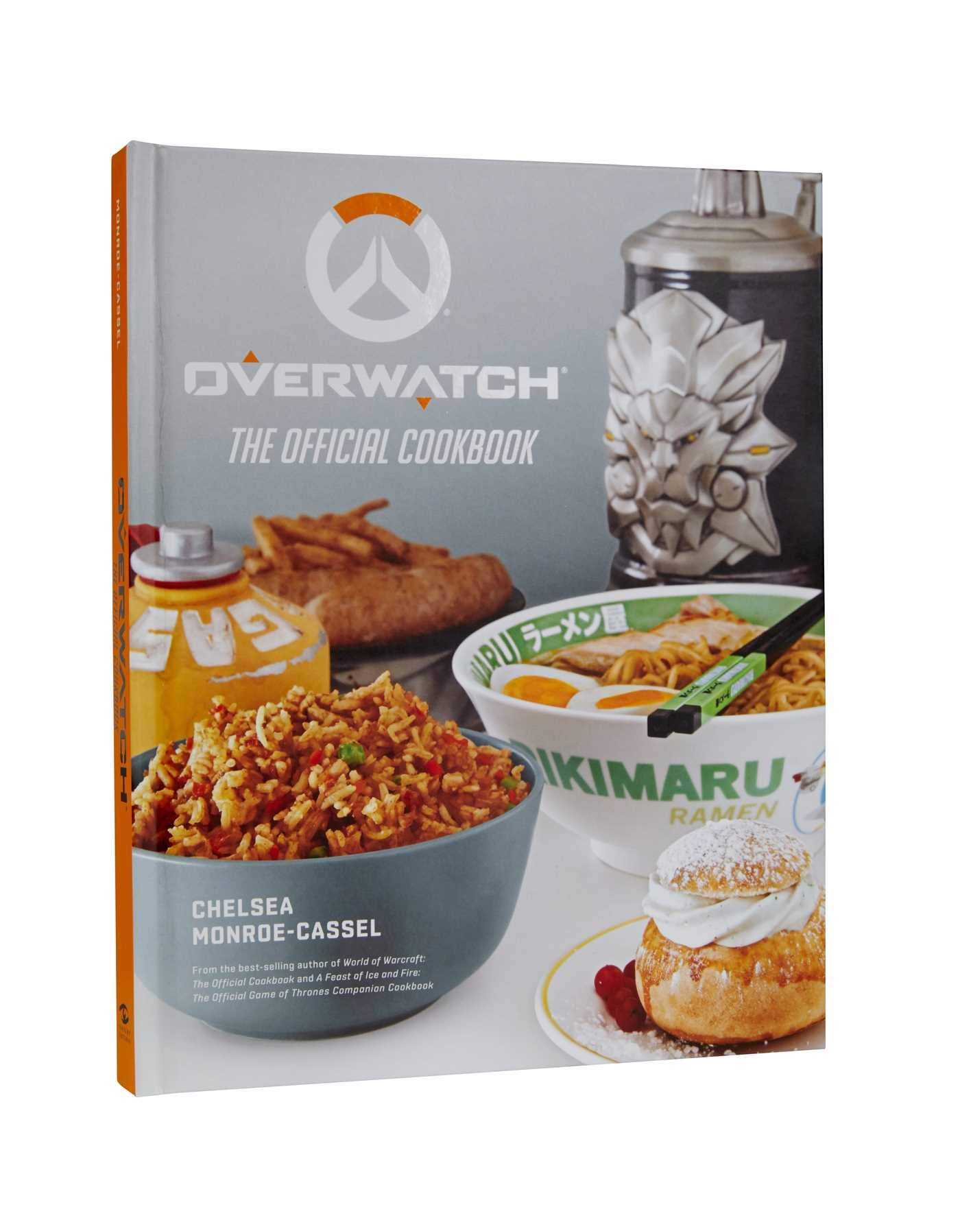 Overwatch: The Official Cookbook: Amazon.es: Monroe-Cassel ...