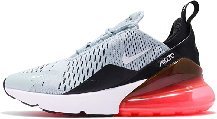 Amazon.com: Nike AH6789-400 Air Max 270 Ocean Blis/Black ...