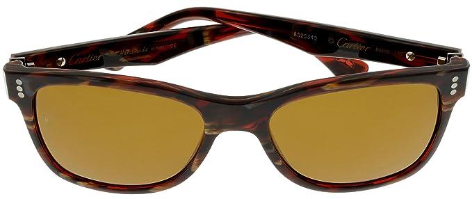 Amazon.com: Cartier Premiere anteojos de sol polarizadas ...