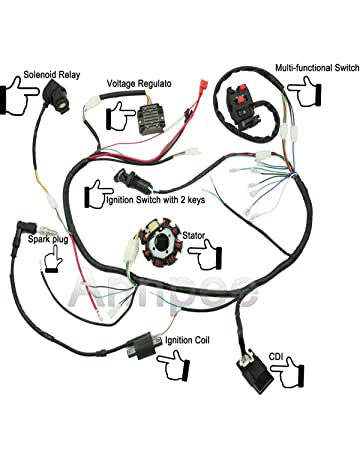 Amazon Com Wiring Harnesses