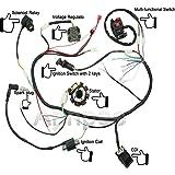 amazon com  chinese atv utv quad 4 wheeler electrics