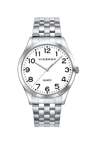 d30a7a3dba37 Reloj Viceroy - Hombre 42231-04  Amazon.es  Relojes