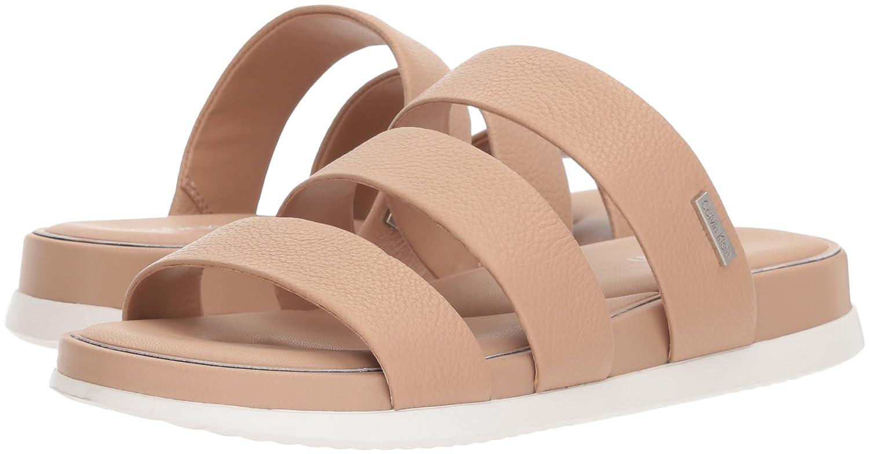 Calvin Klein Women's 10 Dalana Slide Sandal B077J4RRVZ 10 Women's B(M) US|Desert Sand 7cccff