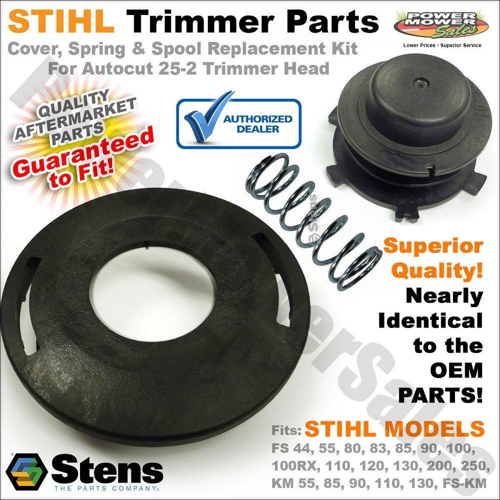 Amazon.com: Stihl Autocut 25 – Kit de 2 Trimmer Jefe ...