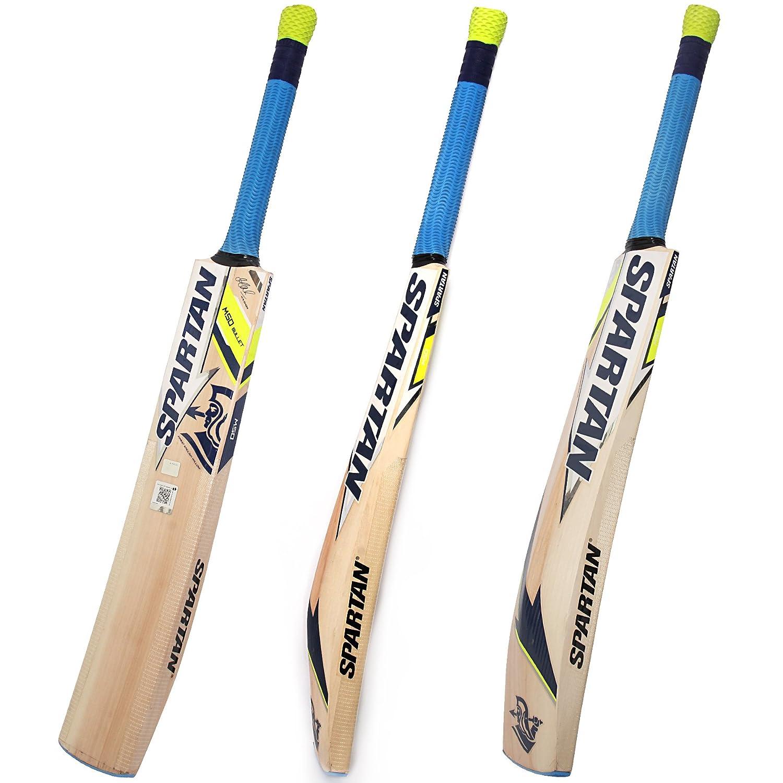 Spartan MS Dhoni Bullet English-Willow Cricket Bat