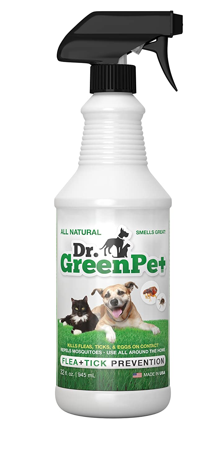 Dr. GreenPet All Natural Flea Control