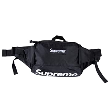 top fashion buy cheap best supplier Supreme Spain, Sac Banane Ville Noir Noir: Amazon.fr: Bagages