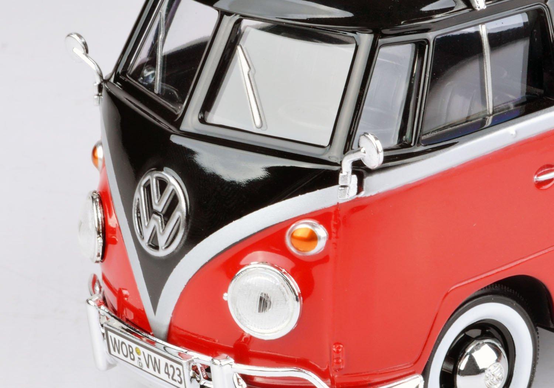 orange Weico MM79555 Volkswagen Modellauto