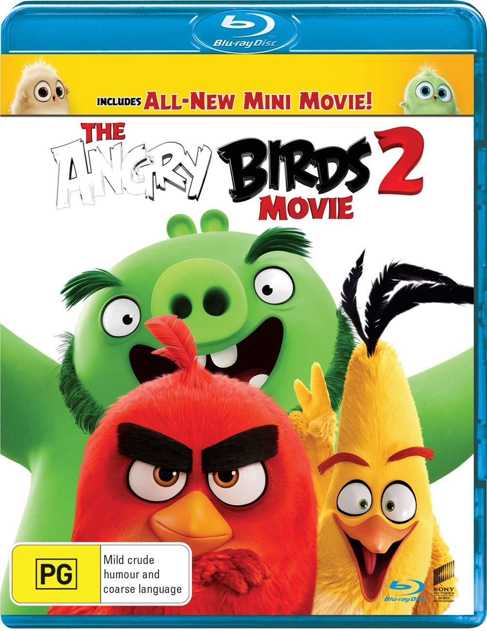 Amazon.com: The Angry Birds Movie 2