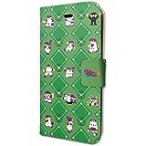 手帳型スマホケース iPhone6/6S専用 ナムコクラシックタイトル 02 ファミスタ