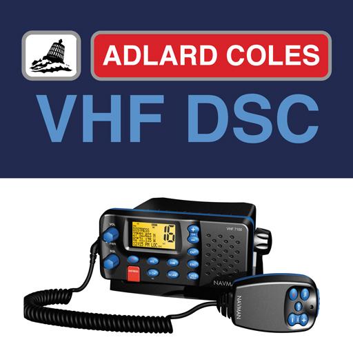 VHF DSC Handbook - Adlard Coles (Dsc Marine Radio)