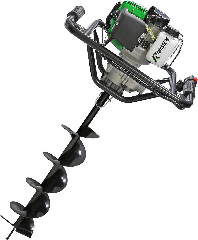 Ribimex PRTARTH3 - Trituradora (52 CC), Color Verde y Negro ...
