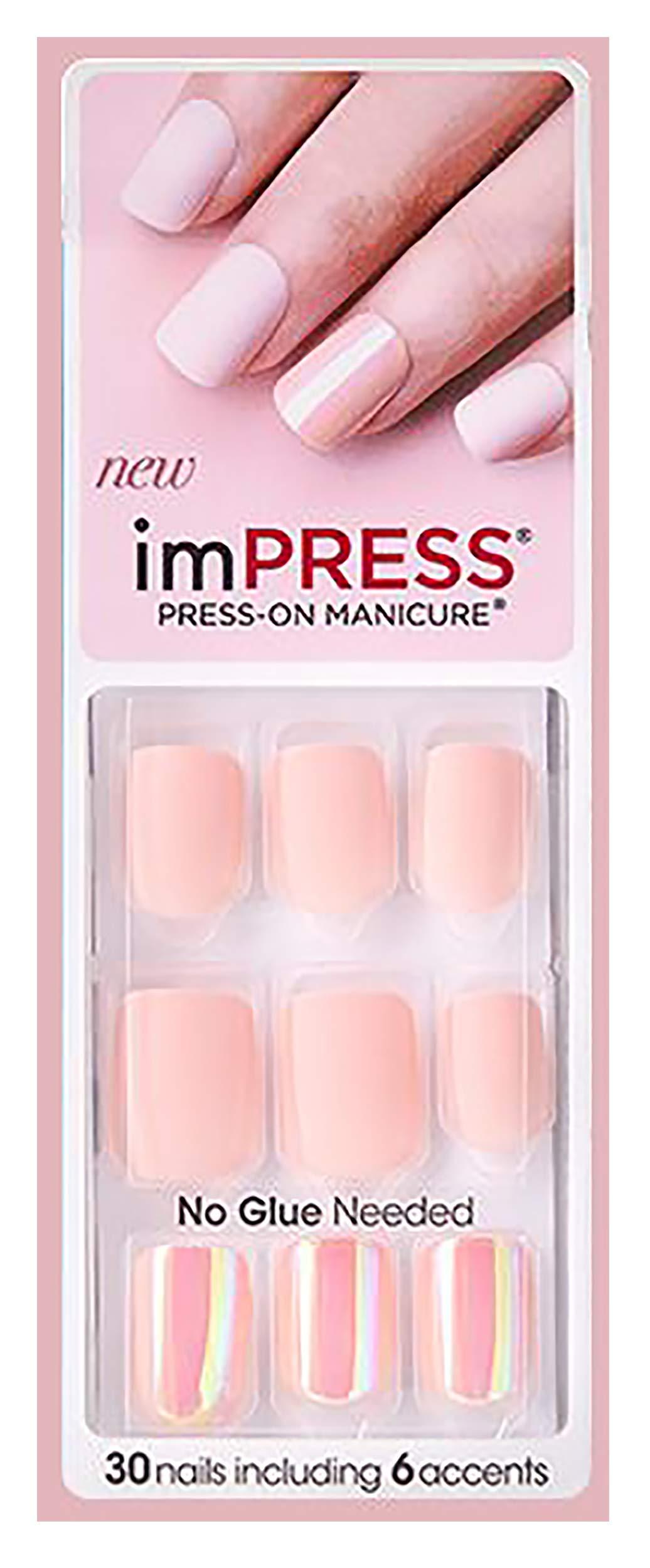 Kiss imPRESS SO SO STELLAR Short Length Press-On Nails by Broadway