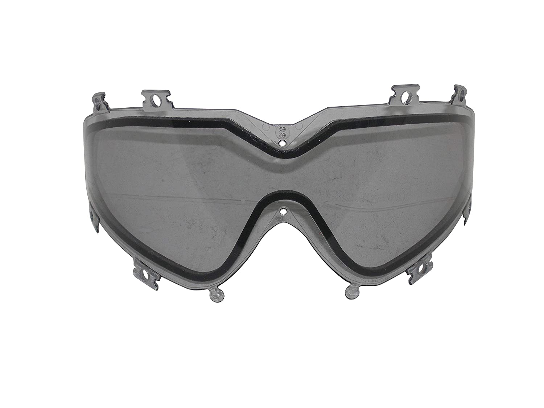 JAVA Kingman Spyder V X Type Thermal Replacement Lens Smoke Dual Pane Paintball