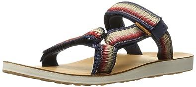 Teva Women's W Universal Slide Ombre Sandal, Navy, ...