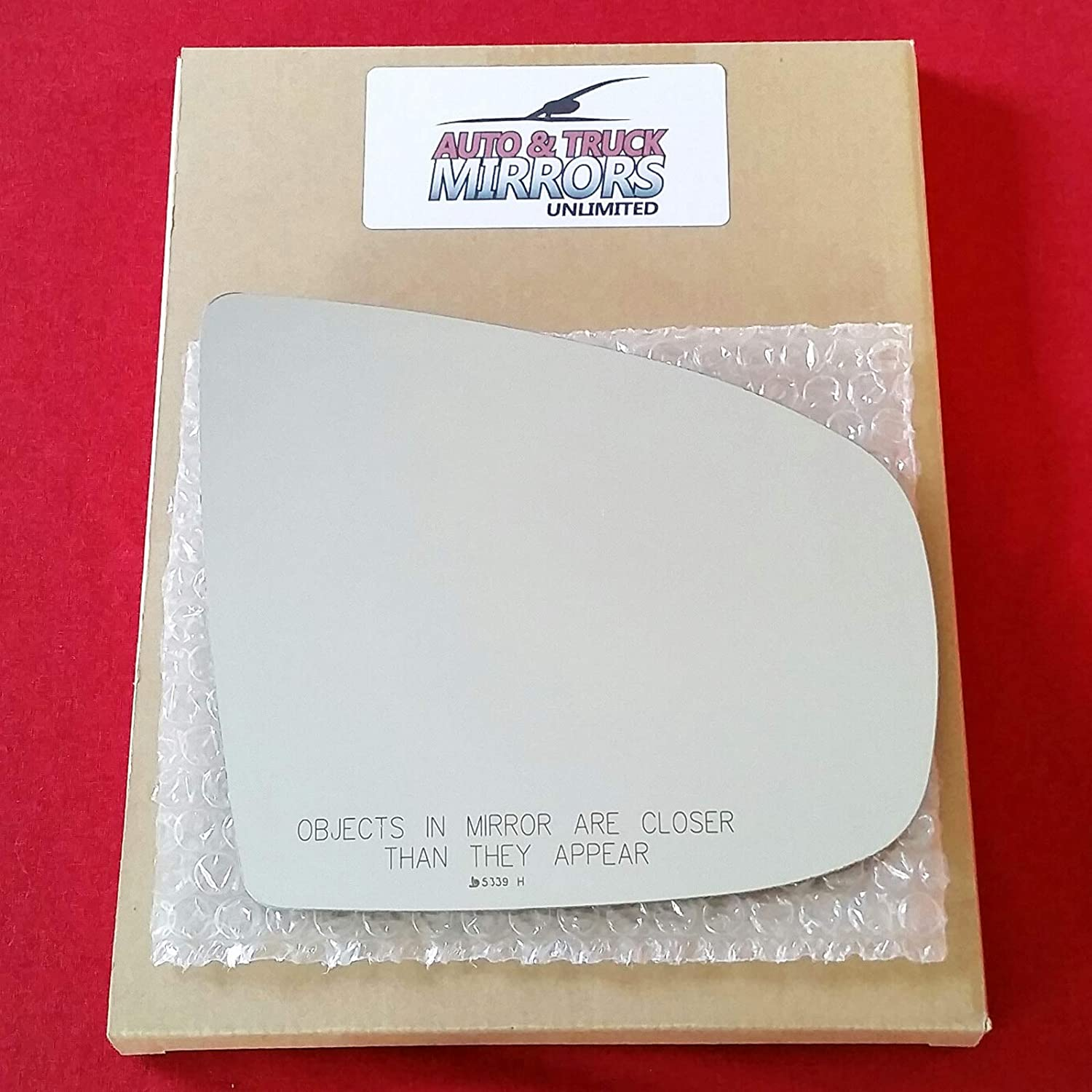 2008-2014 BMW X6 Burco 5339H Convex Passenger Side Power Replacement Mirror Glass Heated for 2008-2014 BMW X5