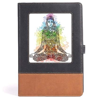 Yoga - Bloc de notas de negocios Daolin Paper - símbolos ...