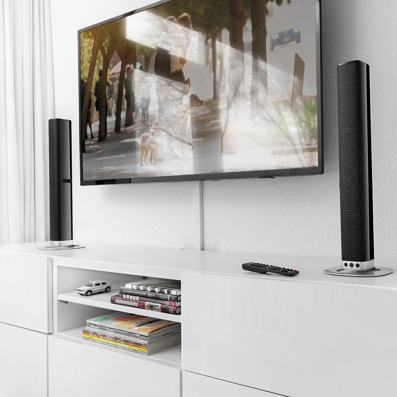 Trust Lino XL 2.1 - Barra de sonido versátil y desmontable con ...