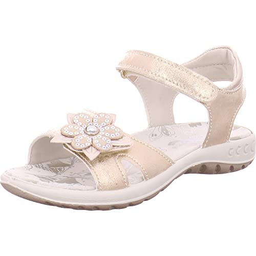 f4d22d9ba IMAC S.P.A Sandalias de Vestir de Piel Para Niña